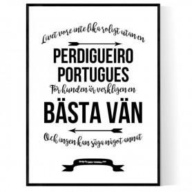 Livet Med Perdigueiro Portugues Poster