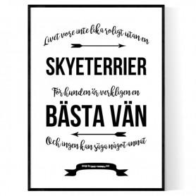 Livet Med Skyeterrier Poster