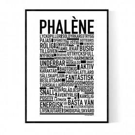 Phalène Poster