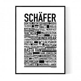 Schäfer Poster