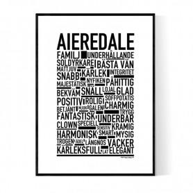 Aieredale Poster